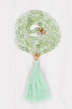 Jewellery Mala Collective 'I Am Enlightened' Mala