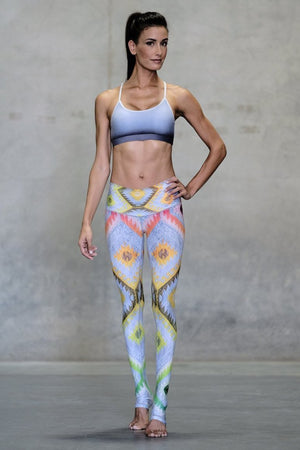 WOMENS LEGGINGS Niyama Sol Electric Kilim Endless Legging