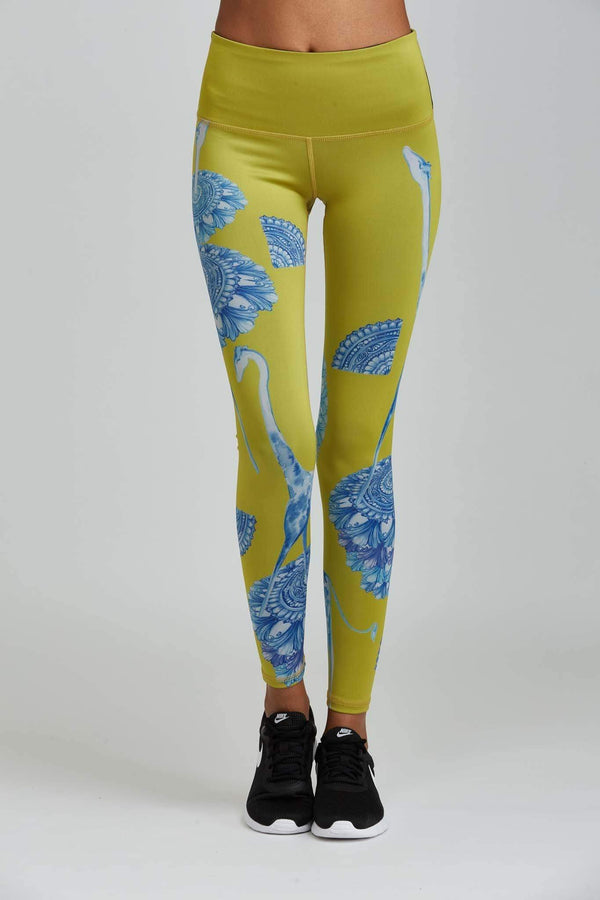 WOMENS LEGGINGS XS (U.K 6) Noli Sorrento Legging