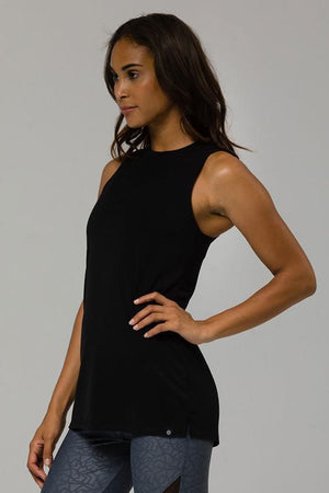 Women's Tops/Tanks ONZIE Black Braid Tank
