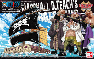 One Piece GSC Marshall D. Teach's Pirate Ship