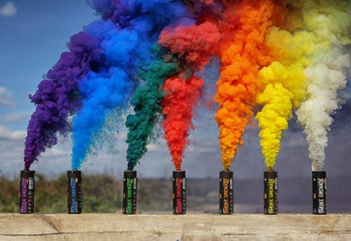 Wire Pull™ Smoke Grenades