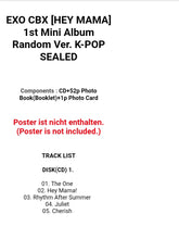 Laden Sie das Bild in den Galerie-Viewer, Exo-CBX Hey Mama 1.st Mini Album