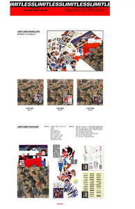 NCT 127 [Limitless] 2.nd Mini Album
