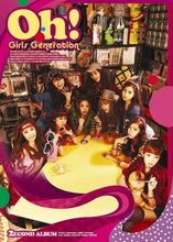 Laden Sie das Bild in den Galerie-Viewer, Girls Generation [OH] 2.nd Album