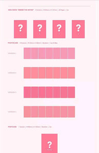 BTS [MAP OF THE SOUL:PERSONA] Album