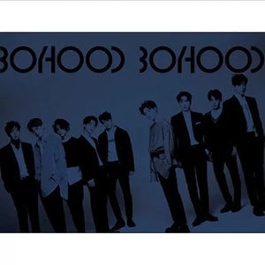 UNB [Boyhood] 1.st Mini Album
