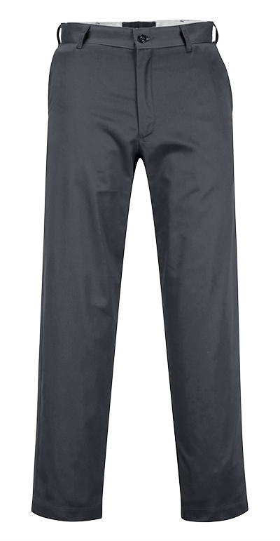 Portwest 2886 Charcoal Industrial Work Pants