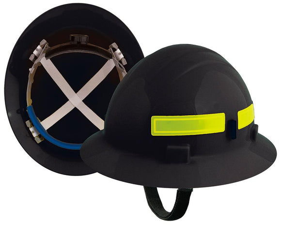 ERB Americana Wildlands Full Brim Hard Hat with 4-Point Suspension