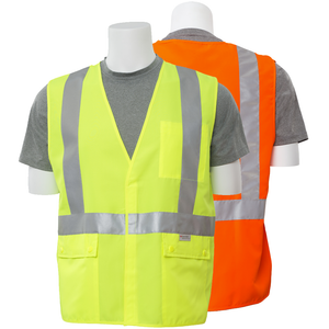 ERB S365 ANSI Class 2 Flame Retardant Safety Vest