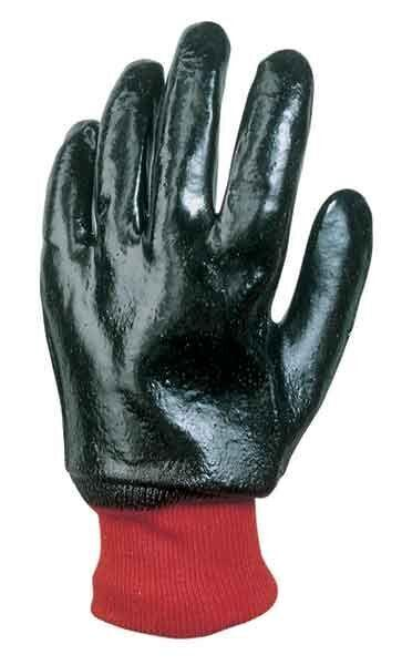 Fairfield Glove 56100 Economy Grade PVC Vinyl Coated Work Glove