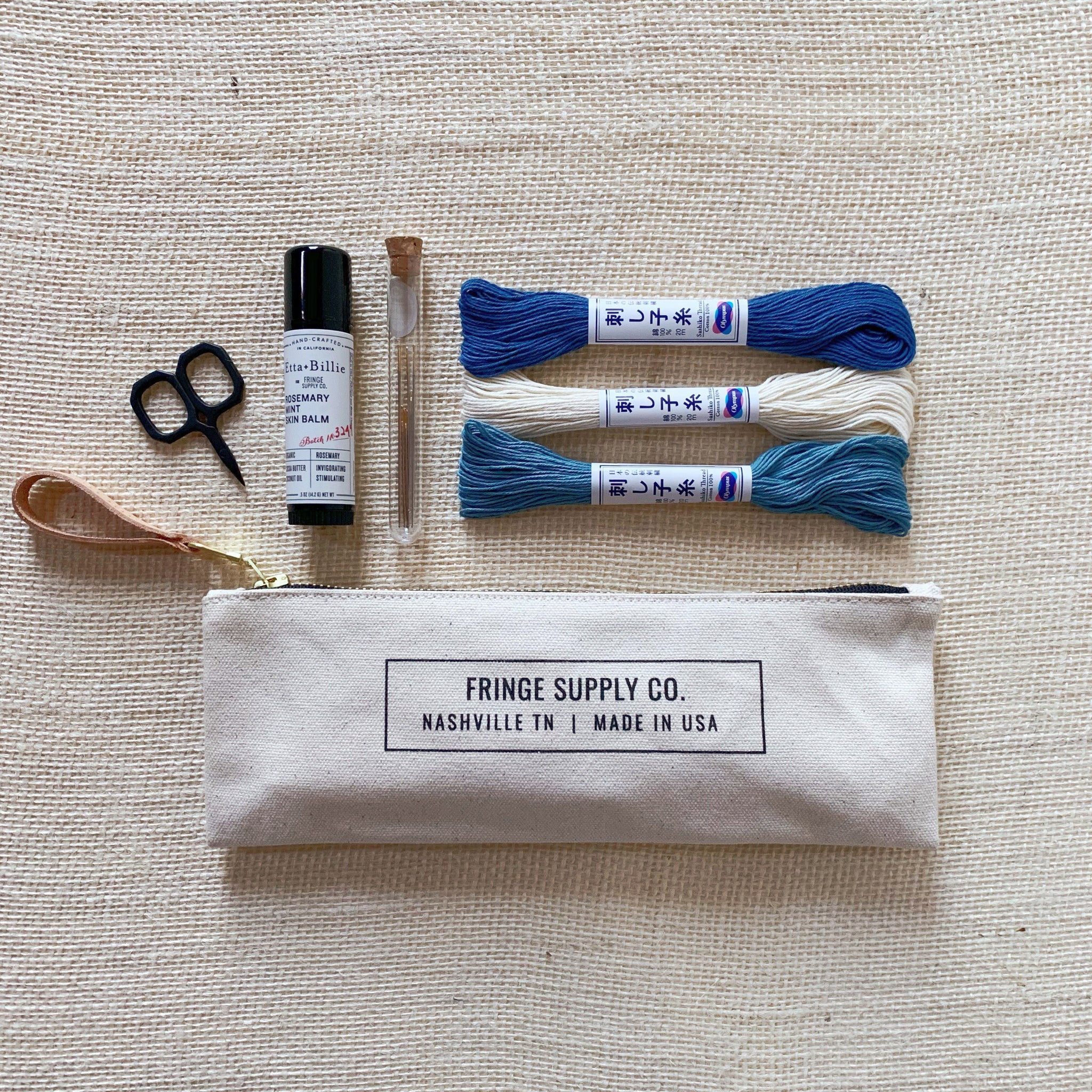 Fringe Supply Co. sashiko tool kit