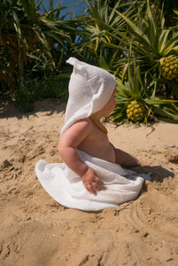 KIDS BATH TOWEL