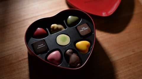 What will your relationship with you and your boyfriend be? Chocolate fortune teller that understands future relationship with lover. | Japanese sweets fortune telling‼