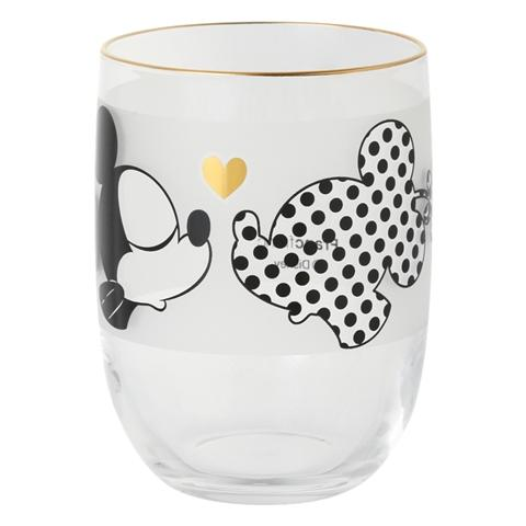 DSY Glass Tumbler 2P Set Heart