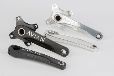 Avian Cadence 2-pc BMX Race Cranks