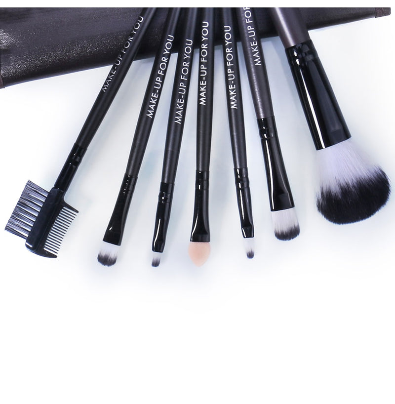 Makeup Brushes Set 7pcs/lot Soft Synthetic Hair Blush