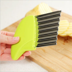 Stainless Steel Potato Chips Making Peeler Cutter