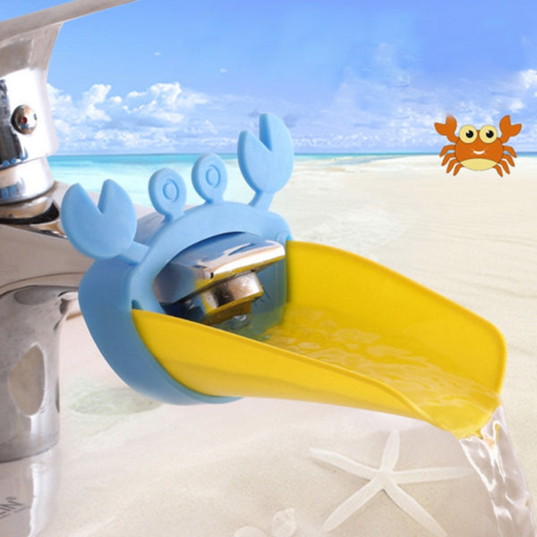 Bathroom Faucet Extender Cartoon Baby hand-washing device