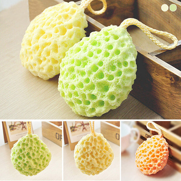 Sponge Mesh Exfoliating Body For Bathroom Cleaning Scrub Exfoliate Scrubber Skin Care