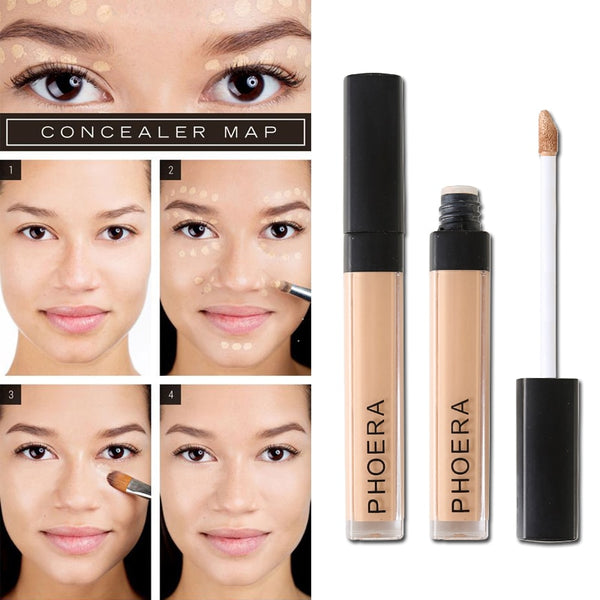10 Colors Liquid Concealer Stick