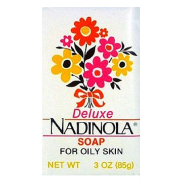 Nadinola Deluxe Soap for Oily Skin 3oz bar (Pack of 3) - JamaicanFavorite