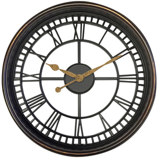 "Westclox 20"" Wall Clock"