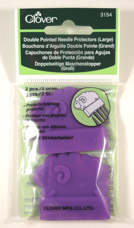 CLV3154 Large Double Point Needle Protectors