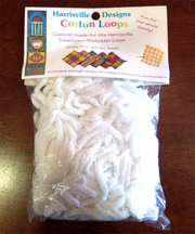 Cotton Loops - White