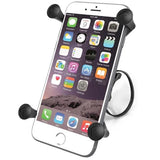 RAM EZ-ON/OFF™ Bicycle Mount w/ X-Grip® Large Phone Cradle (RAP-274-1-UN10) - Image3