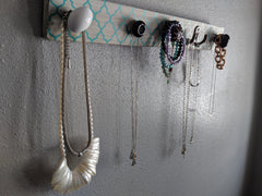 Vintage Necklace Organizer