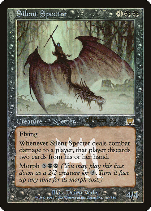 Silent Specter [Prerelease Events]
