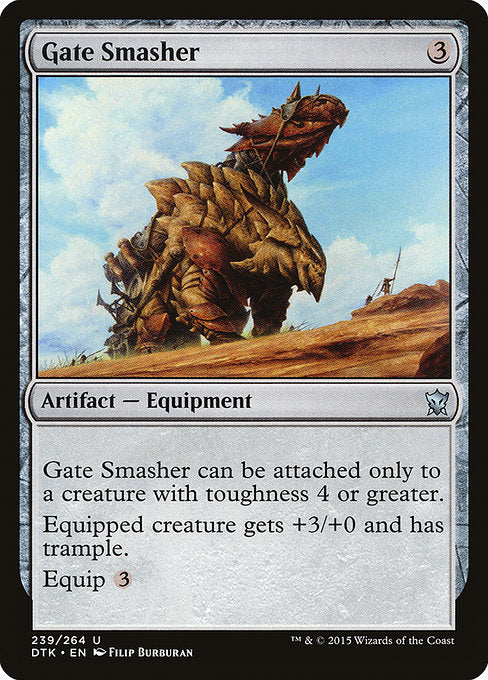 Gate Smasher [Dragons of Tarkir]