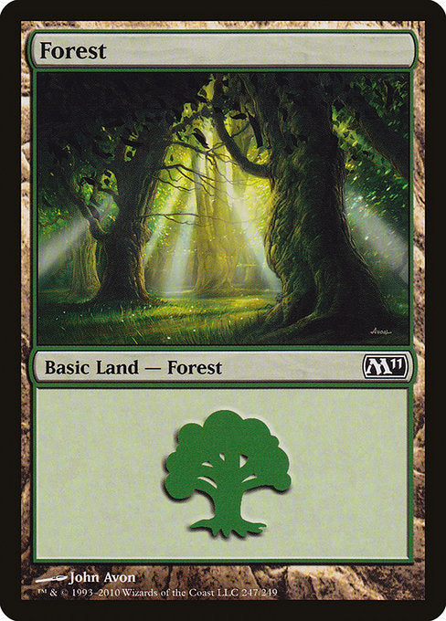 Forest [Magic 2011]