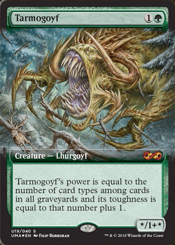 Tarmogoyf [Ultimate Box Topper]