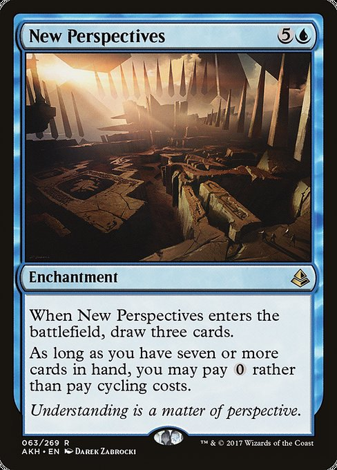 New Perspectives [Amonkhet]