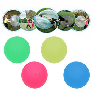 Bubble Balloon Inflatable Funny Toy Ball