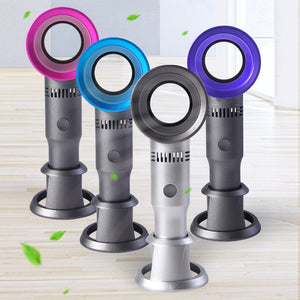 Mini Handheld Bladeless Fan