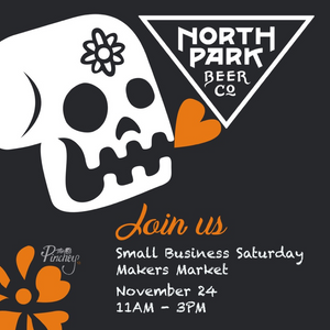Join us at Small Business Saturday Makers Market