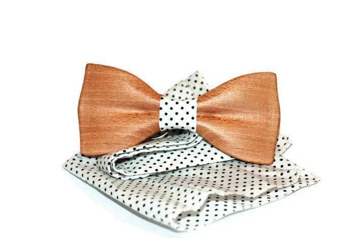 Handmade Bow Tie, Wood Bow Tie, Mens Bow Tie, Groomsmen Bow Tie, Bow ties for men