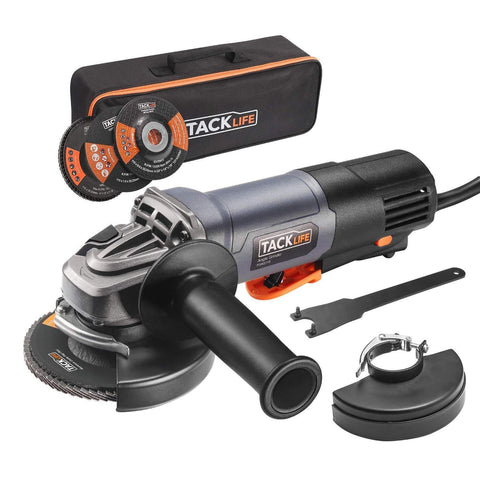 Angle Grinder 4-1/2-Inch 11-Amp(1300W) 12000RPM With Paddle Switch-P3AG115