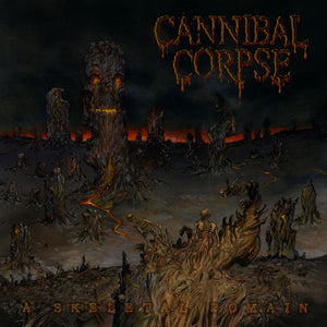 CD CANNIBAL CORPSE A Skeletal Domain (édition digipack)