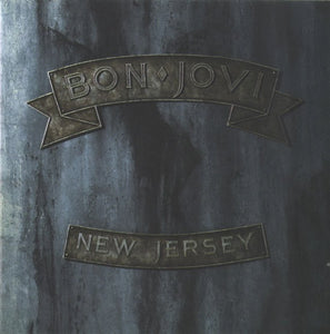 CD BON JOVI New Jersey
