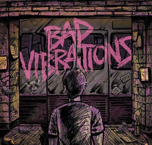 CD A DAY TO REMEMBER Bad Vibrations (édition digipack)