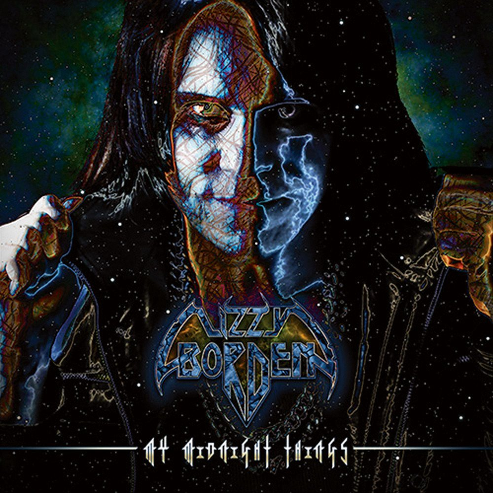 CD LIZZY BORDEN My Midnight Things