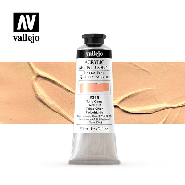 16.316 - Acrylic Artist Color - Flesh Tint - 60 ml