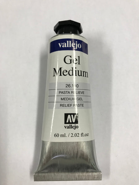 26.190 - Gel Medium - 60 ml