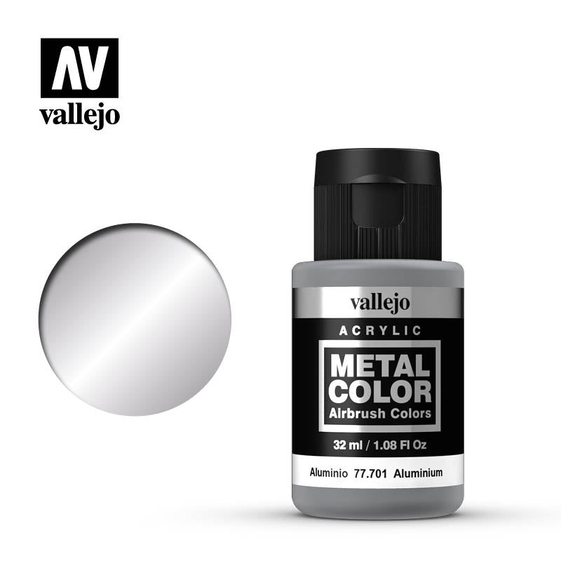 77.701 Aluminium - 32 ml - Metal Colour - Auxiliary - Supernova Studio