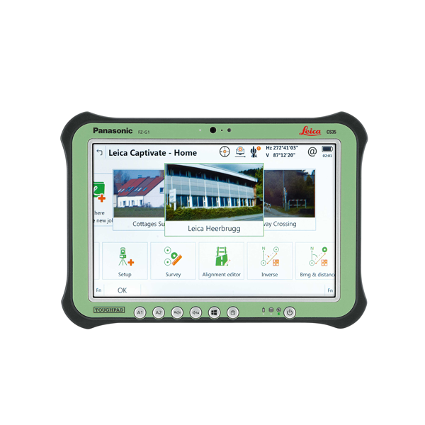 CS35 Tablet Field Controller