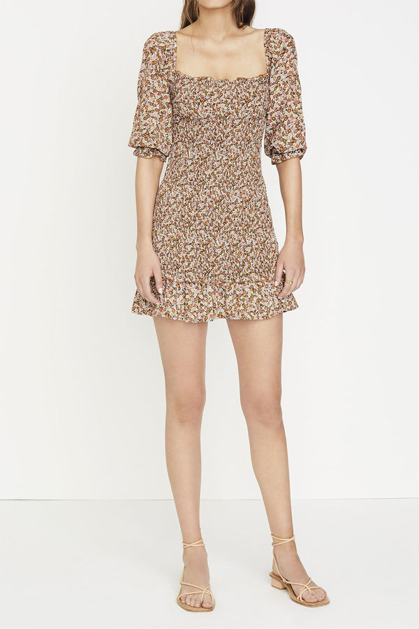 Faithfull Es Saada Mini Dress